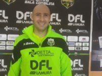 """Calcio a 5. Ricardo Tutilo, capitano in campo: """"Lo Sporting Sala Consilina centrerà la Serie B"""""""