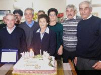 Brienza ha la sua nuova centenaria. Compie 100 anni la signora Annunziata Giallorenzo