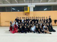 """""""Danza e Ginnastica Kodokan"""" di Atena Lucana chiude il 2019 con lo stage invernale di Ginnastica Ritmica"""