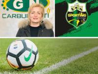 """Sporting Sala Consilina. Barbara Sabia:""""Bilancio positivo, spero che la squadra mi dedichi la Coppa"""""""