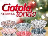 """Natale 2019. Al Caseificio """"Campolongo"""" di Montesano le ciotole in ceramica con i prodotti caseari"""