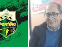 """Calcio a 5.Vincenzo Cava:""""Lo Sporting Sala Consilina ha unito tutti i dirigenti sotto un'unica bandiera"""""""