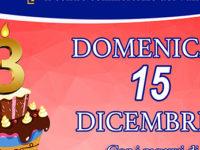Atena Lucana: il 15 dicembre grande festa per il terzo compleanno del Centro Commerciale Diano