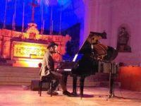 Il cantautore Giovanni Caccamo a Buccino. In un'intervista le tappe importanti della sua carriera