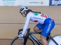 Ciclismo su pista. Miriam Vece, originaria di Oliveto Citra, conquista un nuovo record in Australia