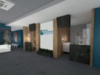 Banca Monte Pruno. Tutto pronto per l'inaugurazione dei nuovi uffici di Mercato San Severino
