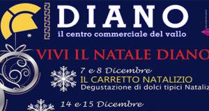 """Atena Lucana: al via il cartellone di eventi """"Vivi il Natale Diano"""" al Centro Commerciale"""