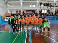 Lo Sporting Sala Consilina si impone di goleada sul Club Eden Acerra con un 15-5. Sei reti per Ferreira