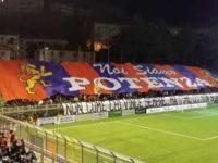 Curva Ovest del Potenza in lutto dopo la morte di Fabio Tucciariello. Domani niente trasferta in Serie C