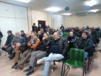 Idraulico forestali campani in crisi.Anche una rappresentanza del Vallo di Diano in riunione ad Avellino