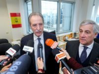 Il Presidente della Regione Vito Bardi a Bruxelles per stabilire un ponte tra la Basilicata e l'UE