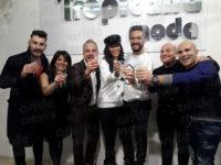 """Alex Belli e Delia Duran protagonisti del Fashion Show di Tropicana Moda al """"Nozzexpo"""" di Atena Lucana"""