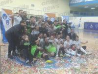 Lo Sporting Sala Consilina vince la Coppa Italia e approda alla fase nazionale