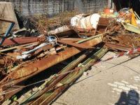 Gestione illecita di rifiuti in un'azienda edile a Contursi Terme. Denunciato il responsabile