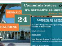 Salerno: il 24 gennaio Banca Monte Pruno tra i partner dell'incontro sugli amministratori di condominio