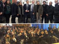 Il Vicepresidente della Camera Ettore Rosato presenta a Sassano Italia Viva, nuovo partito di Renzi