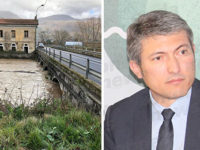 """Mancata pulizia del Fiume Tanagro.L'ira di Tommaso Pellegrino:""""Disinteresse di chi dovrebbe intervenire"""""""