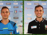 Sezione Arbitri Sala Consilina. Ivan e Manuel Robilotta designati per Crotone-Spezia in Serie B