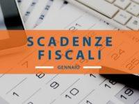 Il calendario delle scadenze fiscali di gennaio 2020 – a cura dello Studio Viglione Libretti