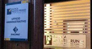Banca Monte Pruno. Completato il restyling grafico degli uffici amministrativi di Salerno
