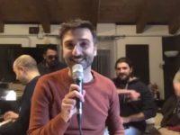 """Il simpatico videomessaggio di Andrea Di Maria a sostegno della rassegna """"Teatro in Sala"""""""