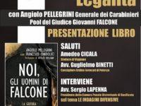 Giornata della legalità. Il 20 febbraio a Viggiano il Generale Pellegrini, braccio destro di Falcone