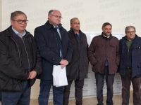 """Teggiano: consegnati i lavori della SP-330. L'Assessore regionale Matera: """"Atto dovuto alla comunità"""""""