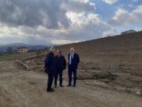 """""""Attenti alla mobilità sicura"""". Il Presidente Strianese visita alcuni comuni della Valle del Sele"""