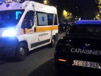 Ubriaco e senza patente investe una giovane lungo la litoranea tra Salerno e Pontecagnano. Denunciato