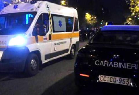 Coppia di Sapri aggredita con mazza da baseball dall'ex compagno della donna. Intervengono i Carabinieri