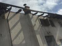 Paura a Sanza. In fiamme tetto di un'abitazione, Vigili del Fuoco scongiurano il peggio per una famiglia