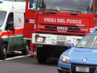 Incidente stradale lungo la Cilentana ad Agropoli. Cinque persone rimaste ferite nello scontro