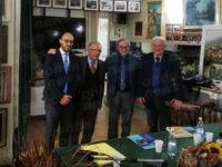 Presentata la rassegna fotografica delle opere d'arte di Padula di Nicola Femminella