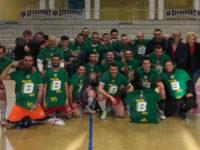 Sporting Sala Consilina, è Serie B. Traguardo centrato a Casagiove con 4 giornate d'anticipo