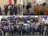 Teggiano: intitolata una strada all'Appuntato di Polizia Giuseppe Morello, vittima delle Foibe