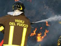 Tragedia a Capaccio. Vigile del Fuoco muore dopo aver salvato il padre da un incendio