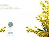 Atena Lucana: l'8 marzo all'Hotel Villa Torre Antica una cena speciale per la Festa della Donna