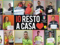 #iorestoacasa. Gli arbitri della Sezione di Sala Consilina danno un cartellino rosso al Coronavirus