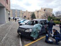 Bomba carta danneggia auto del consigliere regionale lucano Cifarelli. Una persona fermata dalla Polizia
