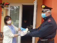 L'Arma sempre tra la gente nell'emergenza Coronavirus. Carabinieri in aiuto dei cittadini nel Potentino