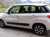 Dall'ANPAS Nazionale un'auto ai volontari di Sassano per fronteggiare l'emergenza Coronavirus