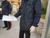 """Giovane di Casalbuono non ha tablet per le lezioni a distanza del """"Leto"""". I Carabinieri glielo portano a casa"""