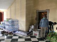 Coronavirus, a San Pietro al Tanagro al via la distribuzione di kit alimentari ed igienici per gli anziani