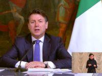"""Coronavirus. Conte:""""4,3 miliardi di euro stanziati per i Comuni, 400 milioni per chi non può fare la spesa"""""""