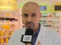 Padula: la Farmacia Di Muria dona le mascherine al Comune. Domani al via la distribuzione