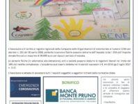 Emergenza Covid-19. Imprenditore statunitense dona 14mila euro alla raccolta fondi Gopi-Anpas di Caggiano