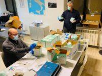 Emergenza Coronavirus. A Caggiano e Salvitelle iniziative di solidarietà da parte dei cittadini