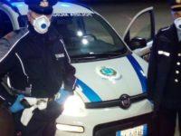Coronavirus. Circolano nel territorio di Teggiano senza giustificato motivo, la Municipale denuncia 2 persone