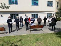 Emergenza Coronavirus. I sindaci del Distretto 71 consegnano 3 ventilatori polmonari all'ospedale di Sapri