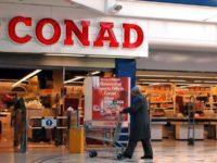 Coronavirus. Nei supermercati Conad ulteriore sconto del 10% ai bonus del Governo per famiglie con difficoltà